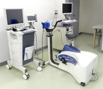 心肺運動負荷試験検査(CPX)