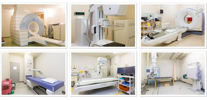 放射線科器具